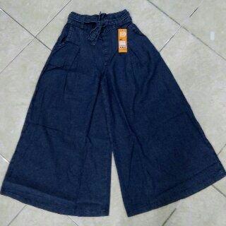 Celana Kulot Anak Jeans  Murah