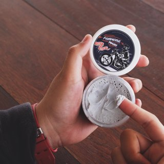Murah King Pompadour Pomade Clay Paste Bagus