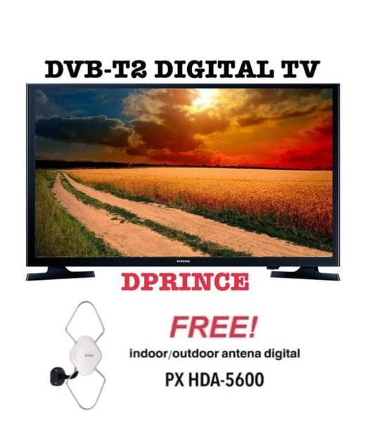 SAMSUNG LED TV 32 Inch HD Digital   32N4003  Bonus Antena PX HDA 5600