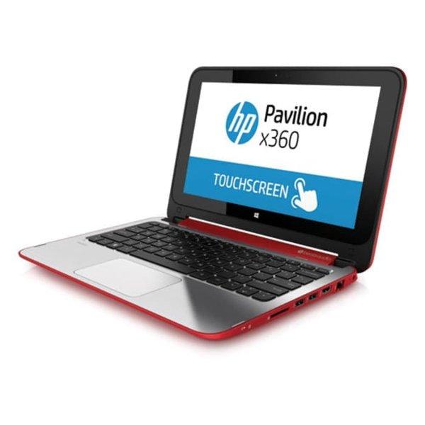 Laptop Notebook  atau  Laptop HP Pavilion X360 Conv 11-K027TU - RAM 4GB-WIN8