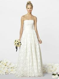 After Six Wedding Dress 1037: The Dessy Group
