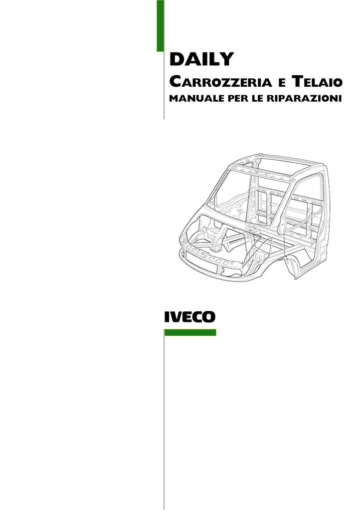 Schema Impianto Elettrico Iveco Daily