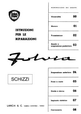 Catalogo Ricambi Fiat 1100 103