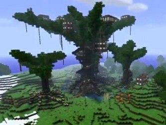 Minecraft Timelapse Elven City Видео Dailymotion