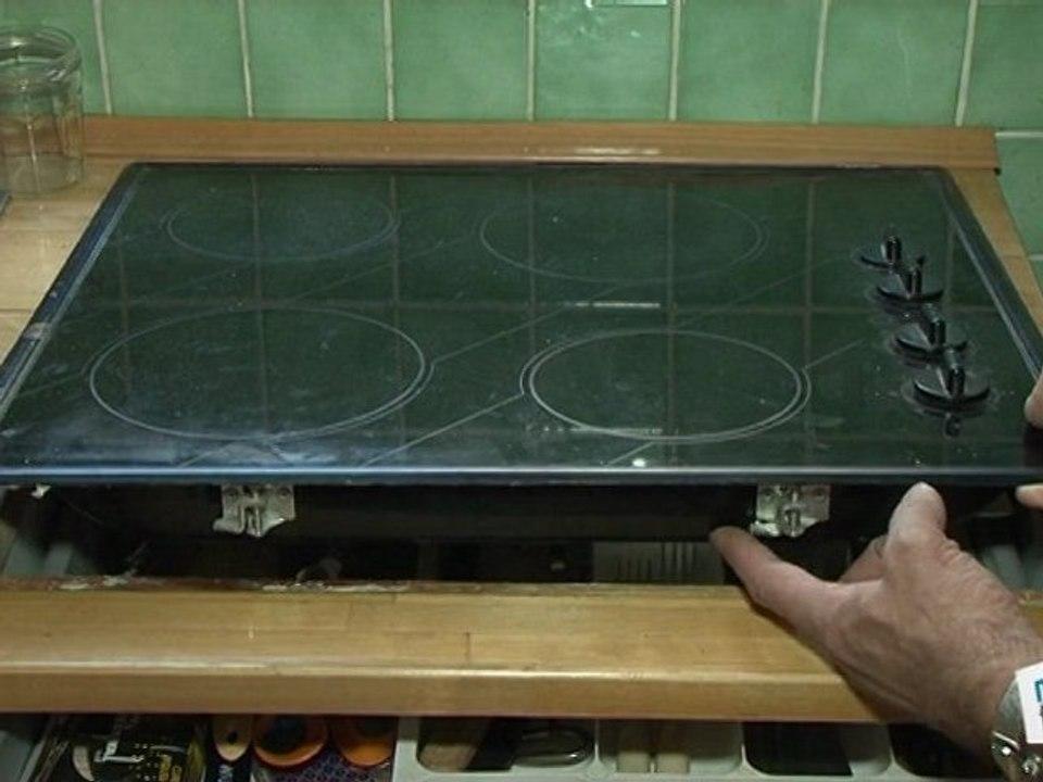 coment installer une plaque de cuisson a induction