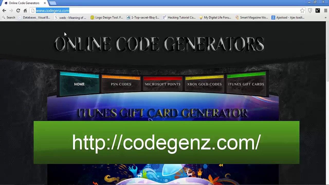 Abonnement Xbox Live Gold Code Gratuit   Code Xbox Live ...