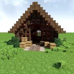 How To Build A Horse Stable Or Barn Minecraft Tutorial Video Dailymotion
