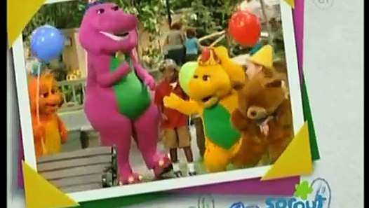 5 Big Barney Surprise Part