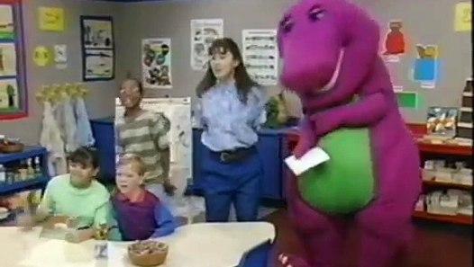 5 Big Barney Surprise Part