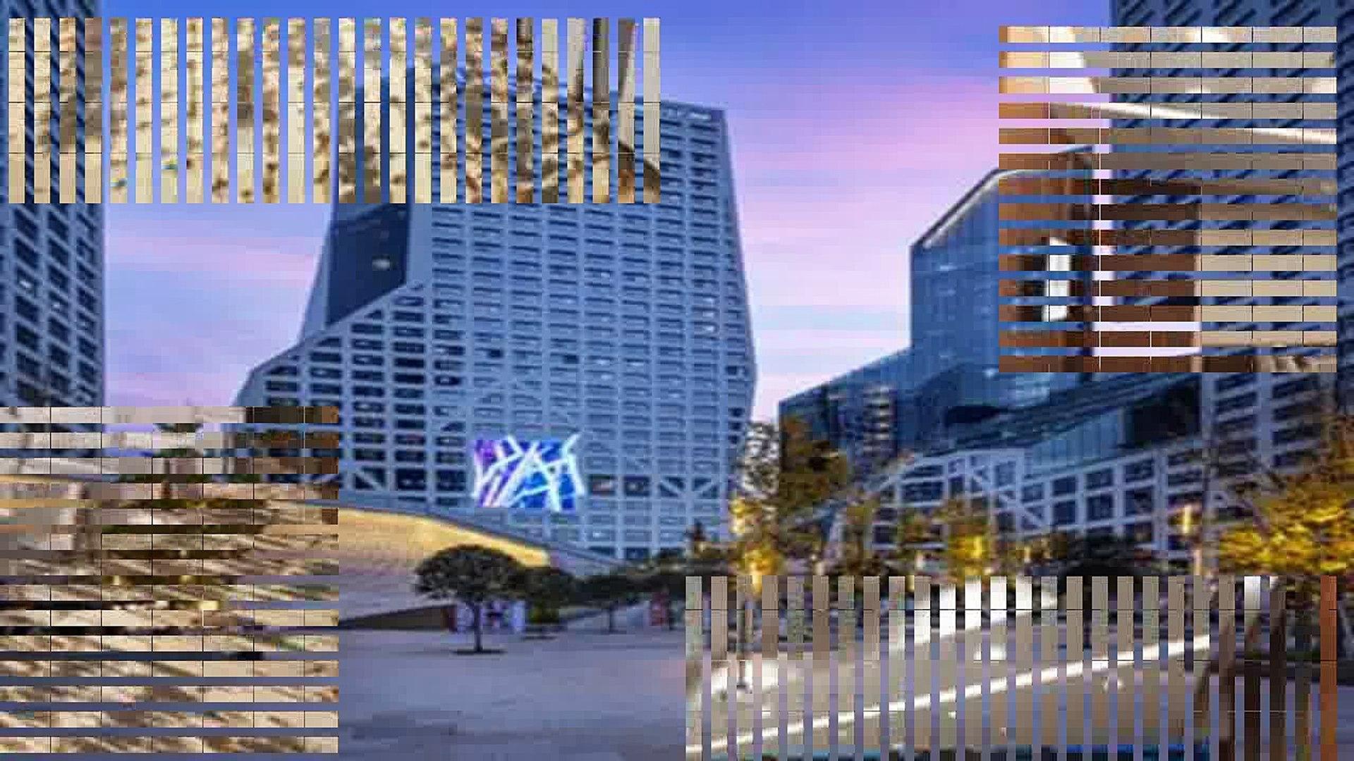 Hotels In Chengdu Ascott Raffles City Chengdu