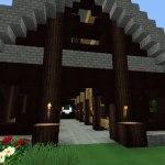 Pferdestall Horse Stable Ilmister Minecraft Building Ideas Video Dailymotion