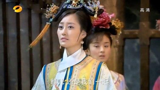 趙麗穎-新還珠格格-晴兒合集 P2 Zhao Li Ying - New My Fair Princess - Qing Er Cut Part 2 part 1/3 - video Dailymotion