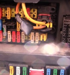 fuse in fuse box glows wiring diagram query citreon berlingo fuses fuse box and relay locations [ 1281 x 720 Pixel ]