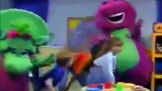 5 Big Surprise Part Barney