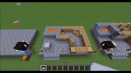How to build an NPC Village Blacksmith Vidéo Dailymotion