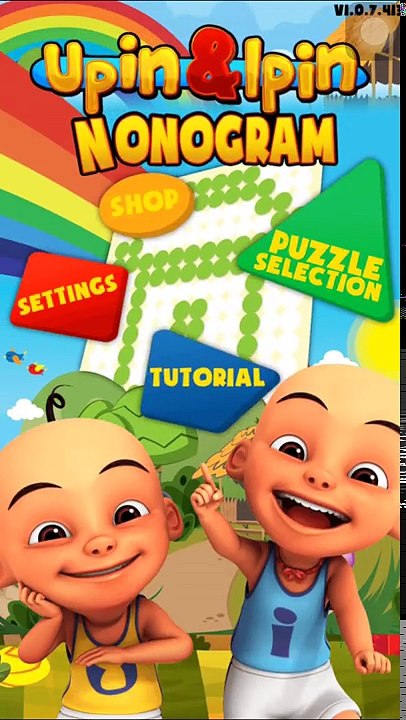 Permainan Upin & Ipin : permainan, Nonogram, Level, Iphone, Android, Games, Video, Dailymotion