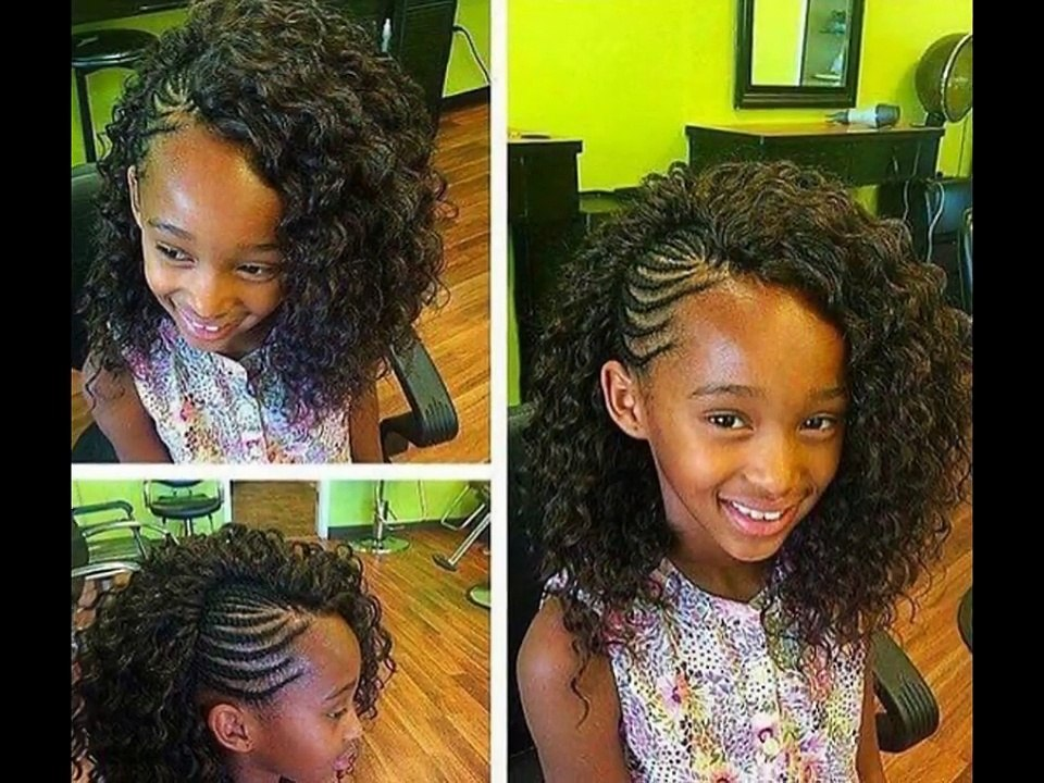 Cornrow Styles For Kids Nice Quick And Easy Styles On Natural