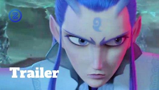 Nezha Trailer #1 (2019) Yu Yang Thriller Movie HD - video dailymotion