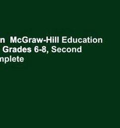 Full Version McGraw-Hill Education Vocabulary Grades 6-8 [ 1080 x 1920 Pixel ]