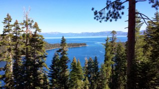 Lake Tahoe from Emerald Bay