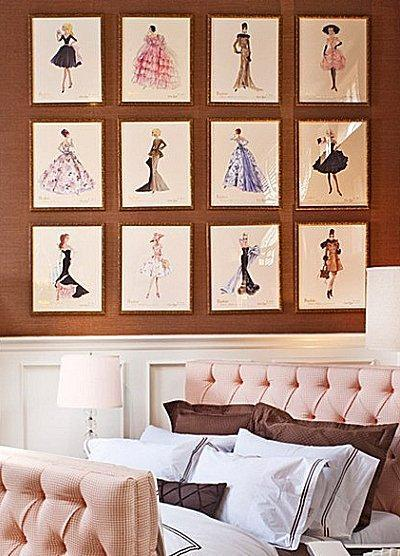 Baby Room Decorating Idea Nyc Inspired