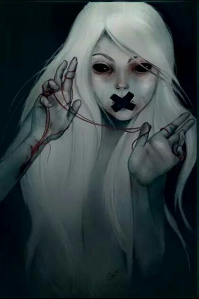Ghost Girl Horror Wallpaper For Iphone Creepypasta Image 2676283 By Marky On Favim Com