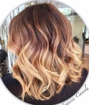 californianas style cute ombre