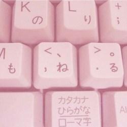 aesthetic cute pink light adorable aesthetics pastel favim desktop