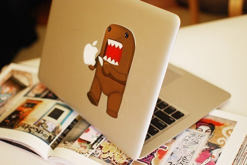 Iphone X Wallpaper Apple Default Beach Apple Notebook Cute Domo Laptop Magazine Image