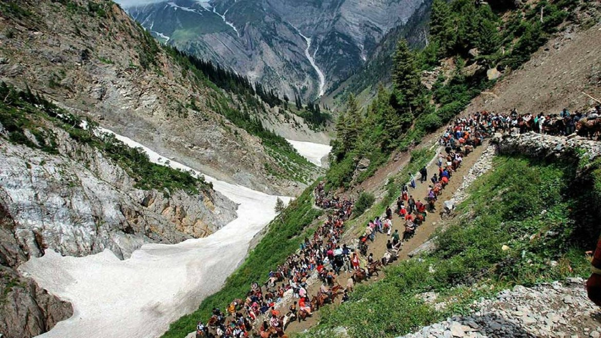 restriction on amarnath yatra
