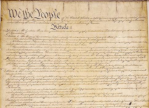 U.S. Constitution / WC