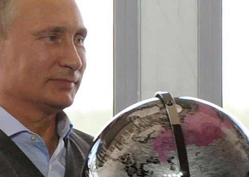 Russian President Vladimir Putin / AP