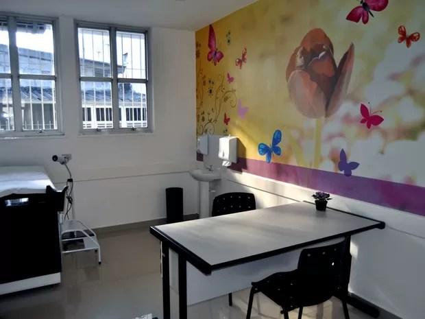 Médico atuava em uma das salas da UBS Jardim dos Pássaros, em Guarujá (Foto: Prefeitura de Guarujá)
