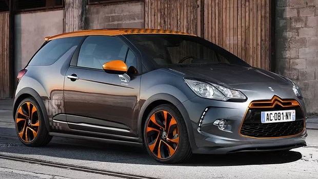 Citroën DS3 Racing (Foto: Citroën)