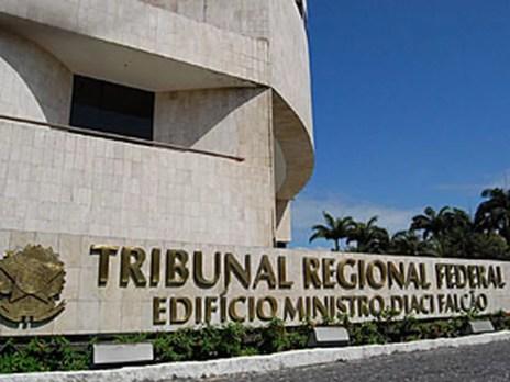 Resultado de imagem para Tribunal Regional Federal da 5ª Região