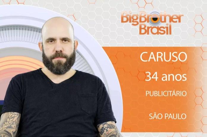 Breno é o terceiro participante a ser anunciado no 'BBB18' (Foto: Divulgação)