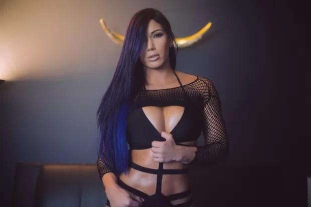 Gabi Castrovinci (Foto: Divulgação/ MF Models)