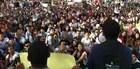 SALVADOR: protesto pede passe livre (Egi Santana/G1)