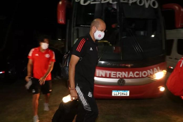 Miguel Ángel Ramírez deve deixar o clube — Foto: Ricardo Duarte/Divulgação Inter