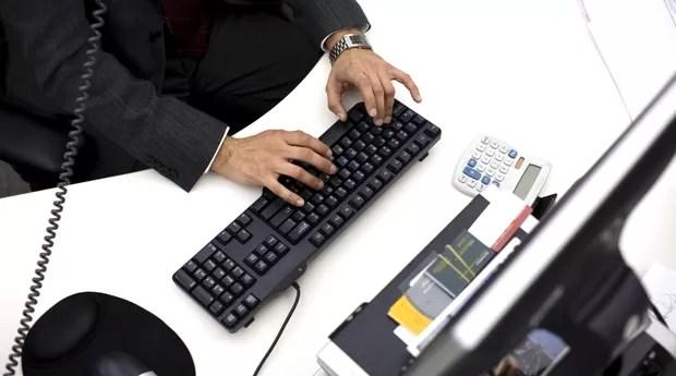computador; telefone; escritório (Foto: ThinkStock)