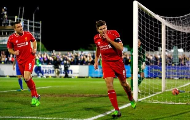 Gerrard Liverpool (Foto: Getty Images)