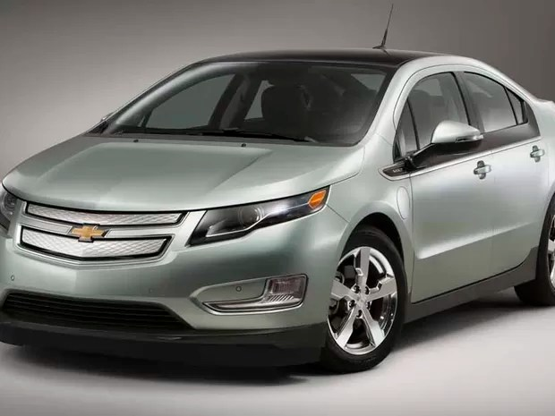 Chevrolet Volt 2011 (Foto: Arquivo/AP)