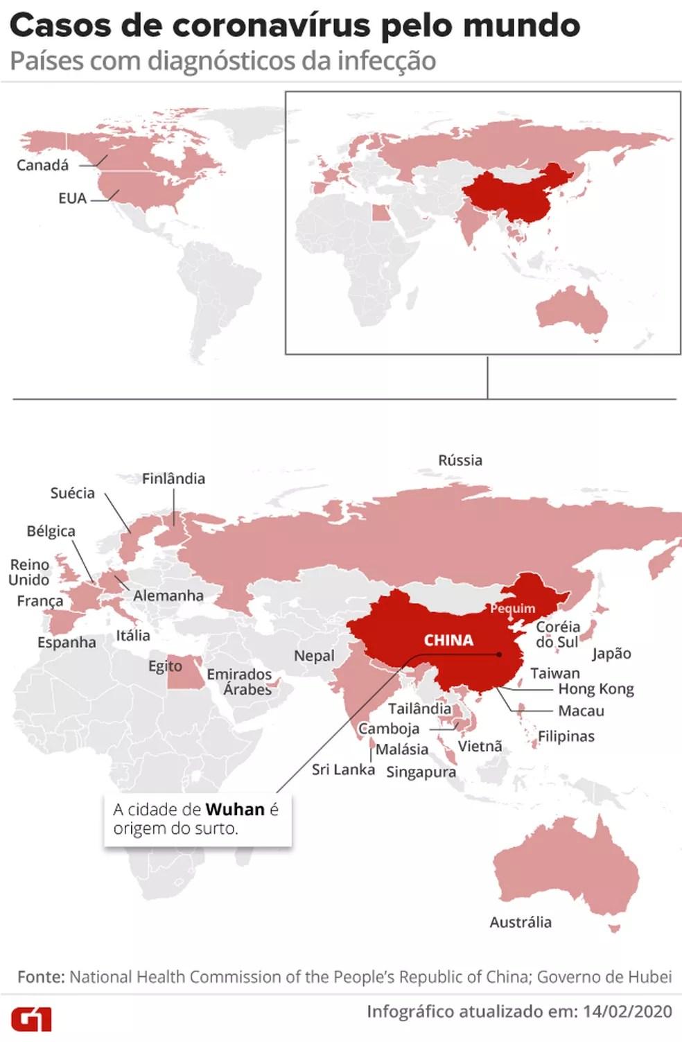 Número de mortos na China por coronavírus chega a 1,8 mil ...