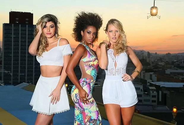 Ana Paula Guedes, Ivi Pizzott e Ana Paula Guedes (Foto: Eurico Freire  / MF Models assessoria / Divulgação)