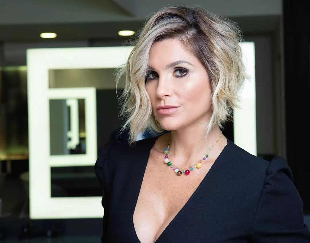 Flávia Alessandra (Foto: Reprodução: Instagram)
