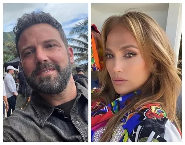 Ben Affleck and Jennifer Lopez (Photo: Instagram)