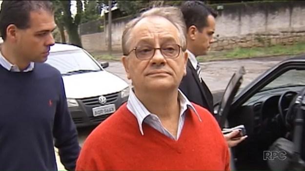 Bibinho foi condenado a 15 anos de prisão em 2010 — Foto: Reprodução/RPC