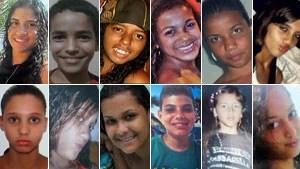 vítimas de realengo (Foto: TV Globo/Reprodução)