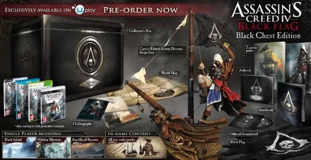 G1 Edio Especial De Assassins Creed IV Ter Boneco
