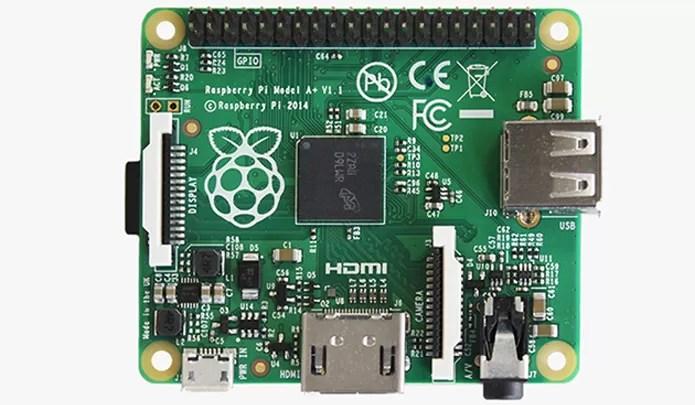Novo Raspberry Pi ficou ainda menor e mais barato, mas com mais recursos (Foto: Divulgação) (Foto: Novo Raspberry Pi ficou ainda menor e mais barato, mas com mais recursos (Foto: Divulgação))